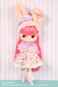 My Melody Blythe, slated for release in the Japanese Fall.