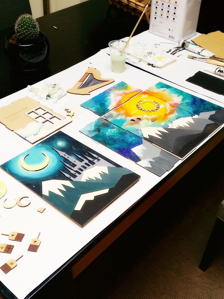 Paintings!