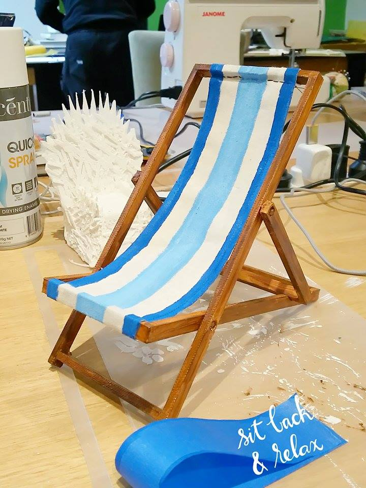 thalassa's deck chair